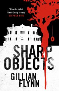 sharp objects-book cover